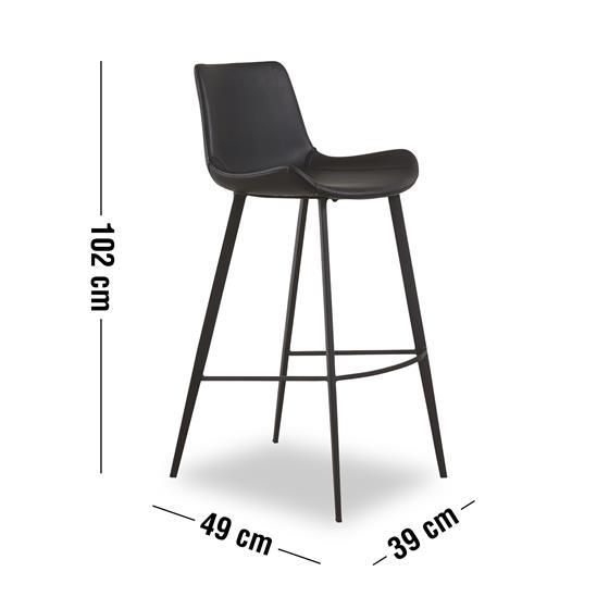 Hype barstol fra ILVA - barborde.dk